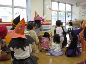 10月21日のプレ・プレ・オープンはハロウィーン&幼稚園スタンプラリー!