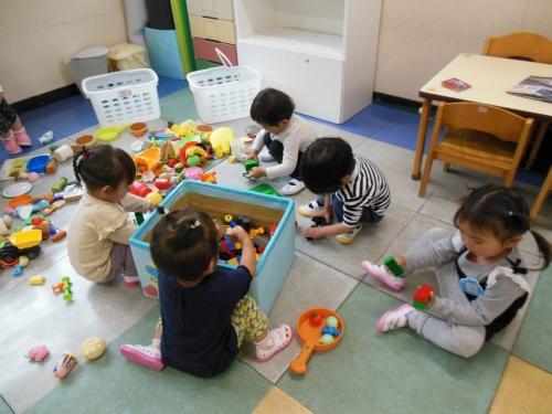 (木)おもちゃ遊び